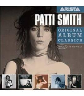Original Album Classics (Patti Smith) - Patti Smith