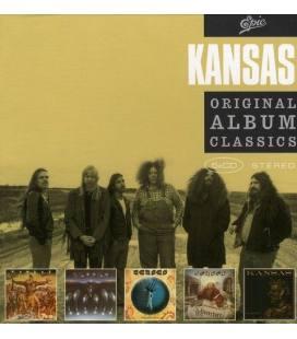 Original Album Classics (Kansas)