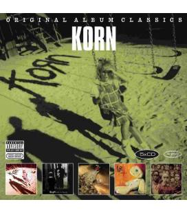 Original Album Classics. Int'L Version W/Different Artwork - Korn