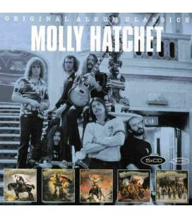 Original Album Classic. Revised Art - Molly Hatchet