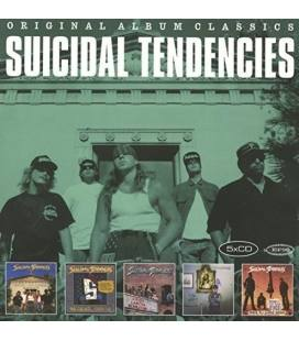Original Album Classics. Revised Art - Suicidal Tendencies