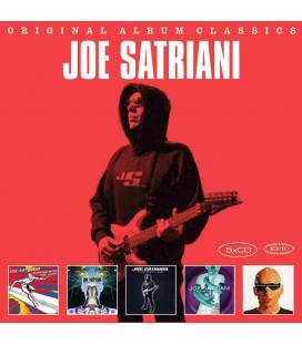 Original Album Classics. 5 Cd Slipcase - Joe Satriani