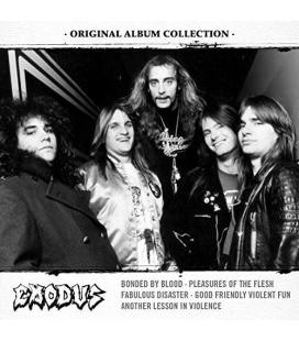 Original Album Collection: Discovering Exodus. Ltd. 5CD Edition