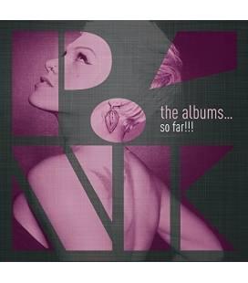The Albums...So Far. Box Set - Pink