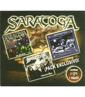 Pack Tierra De Lobos - Saratoga
