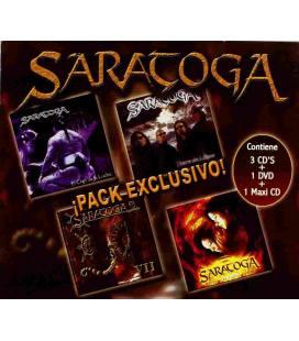 Pack - No Sufrire - Saratoga