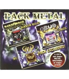 Pack Metal - Baron-Obus-Ñu