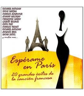 Esperame En Paris-20 Grandes Exitos - Varios