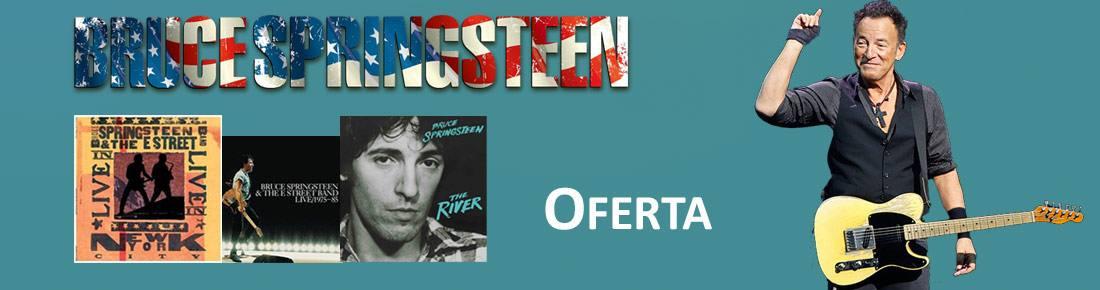 Bruce Springsteen. Discografía en oferta