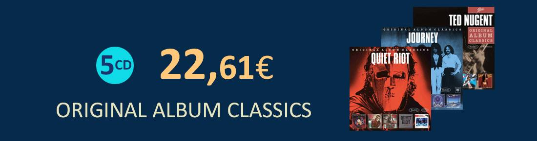 Original Album Classics 5 CD 22,61€