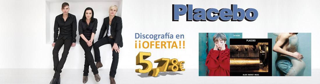 Placebo. Discografía en oferta: 5,78€