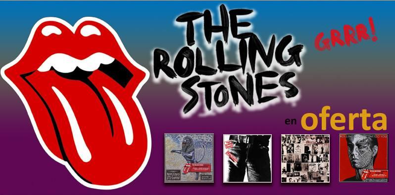 Rolling Stones en Oferta